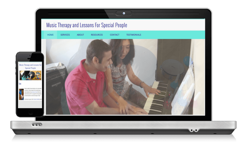 Music Therapy For Special People